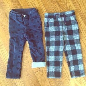 Bundle of 2 GAP Pants